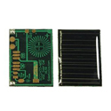 24 x 33mm Monocrystalline Solar Cell + MSE Circuit