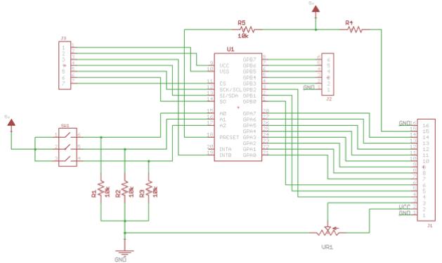 I2C-SPI_LCD